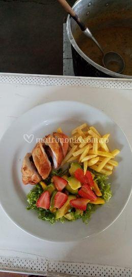 Pollo Cordon Blue