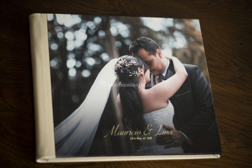 Photobook Mauricio & Lina