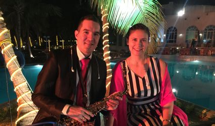 Saxofonista Perfect Duo