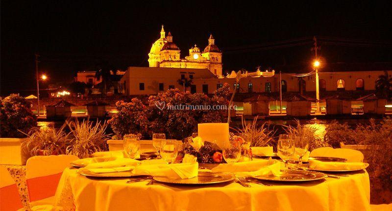 Cartagena ciudad  romantica
