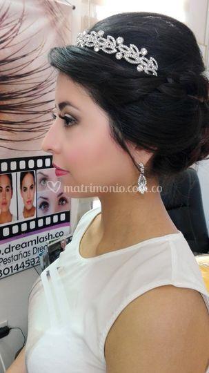 Boda maquillaje