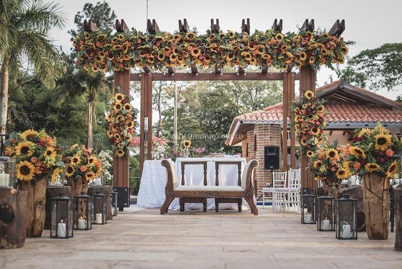 Matrimonios Villavicencio