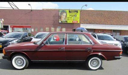 Juan David Sarmiento - Mercedes Benz 230E 1