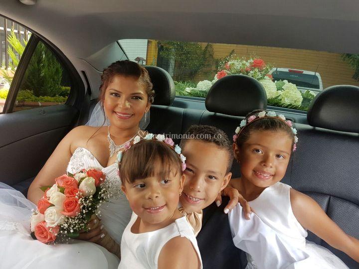 Rumbo a la boda