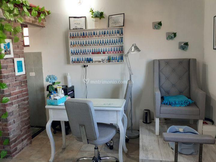 Manicure y pedidure
