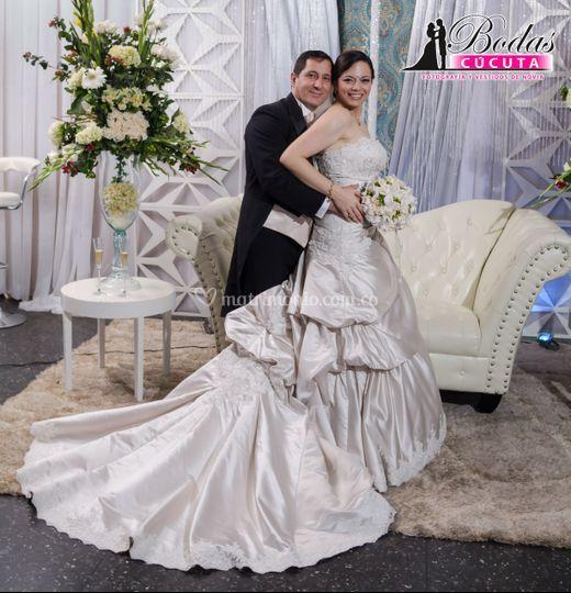 El vestido de tu boda