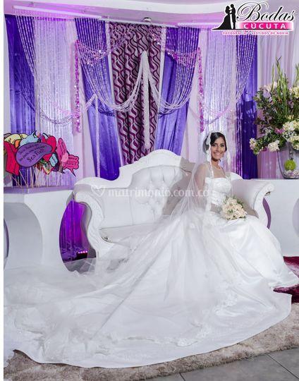 Fotos y el vestido de tu boda
