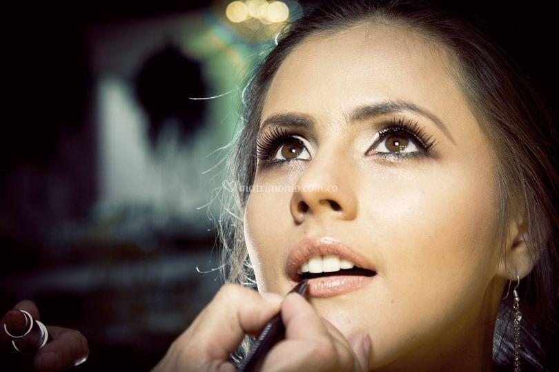Inkloigic maquillaje