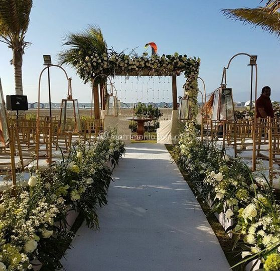 Ceremonia jardín