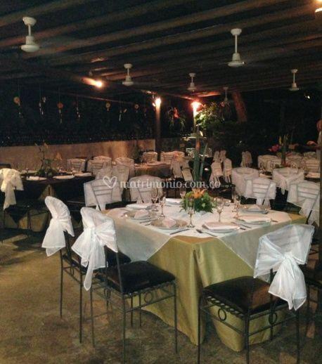 Restaurante para matrimonios