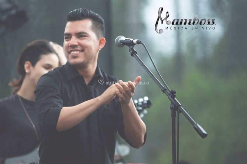 Diego Benjumea cantante