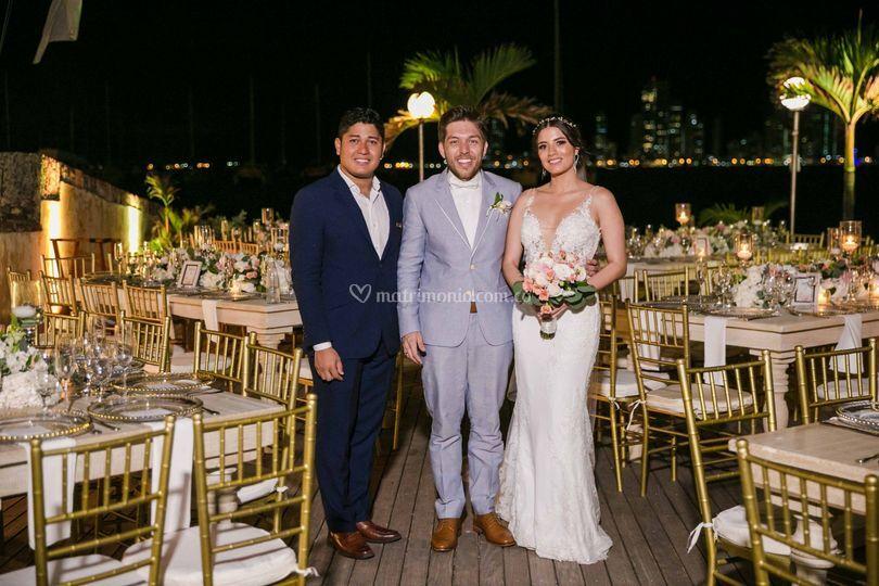 Wedding Planner Boda M&E