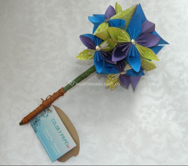 Ramo sencillo 10 flores