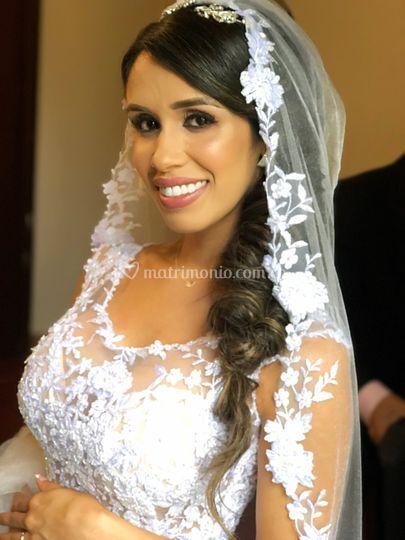 Bride 2019 Dayanna Sharp