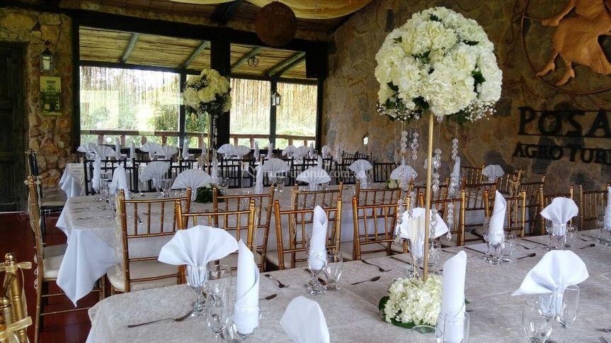 Boda Hacienda Campestre