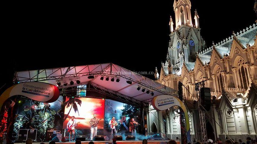 Cuba Libre Show en VIVO Ermita