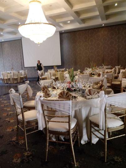Matrimonio 200 invitados