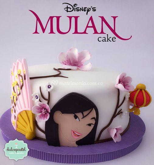 Torta mulan medellín