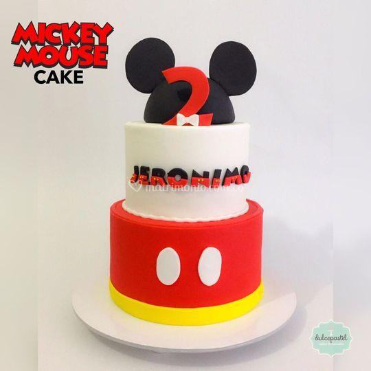 Torta Mickey Mouse en Medellín