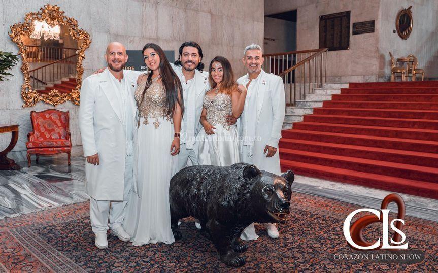 Corazón Latino Show