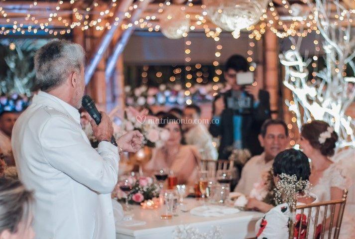 Matrimonio con CLS