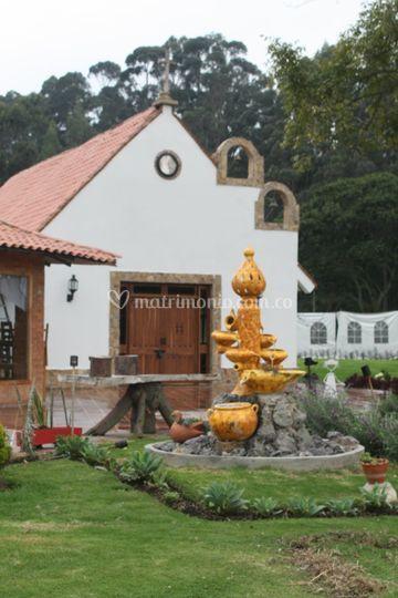 Iglesia fuente