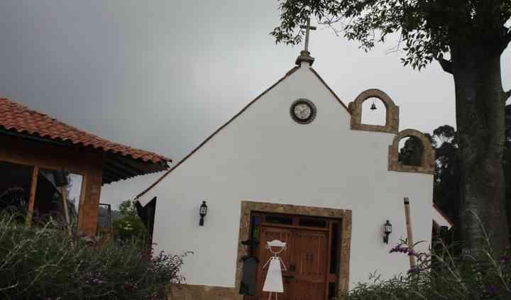 Iglesia frente