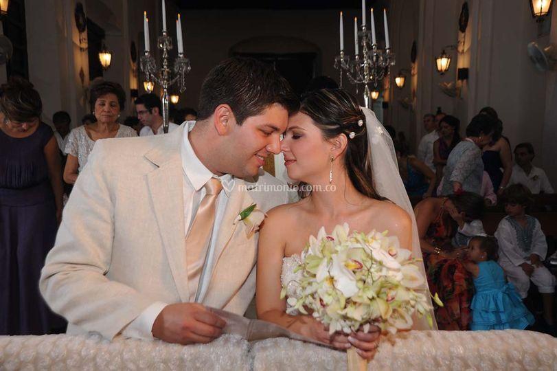 Matrimonio de Camila