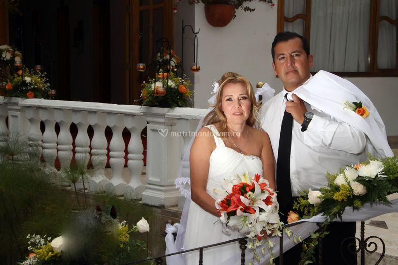Pablo Cesar y María