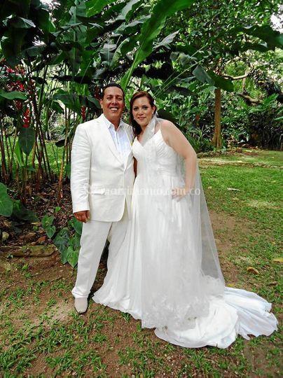 Liliana y Pedro