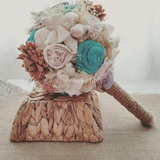Bouquet, hecho a mano!