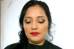 Jeniffer Eckar Make up