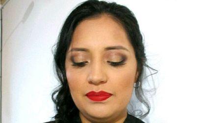 Jeniffer Eckar Make up 1