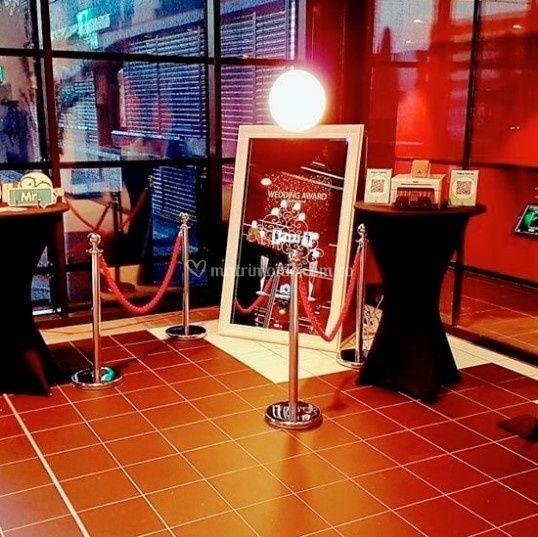 Jingzi Magic Mirror Photo