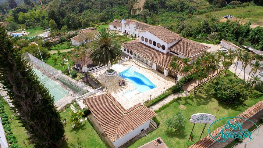 San Agustín Hotel Campestre Las Palmeras