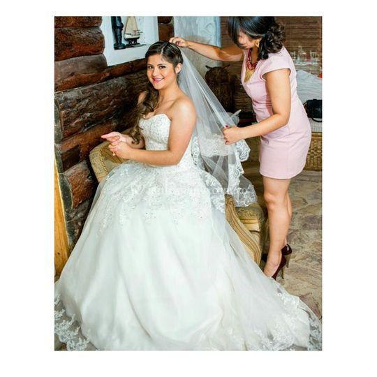 Vestidos de novia bogota restrepo