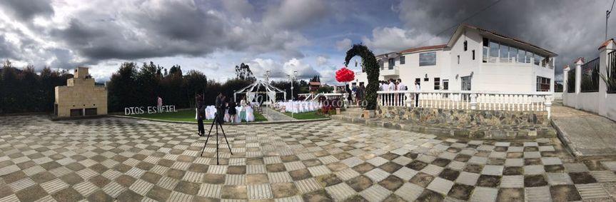 Hacienda Ksa Blanca