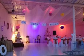 Salón de Eventos Casa Jardín