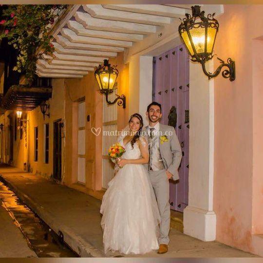 Cartagena romántica