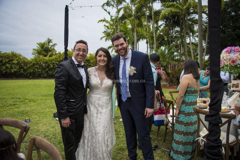 Fotógrafo bodas destino