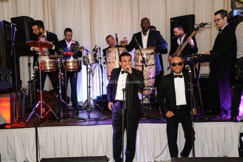 Nolan Orquesta - bodas