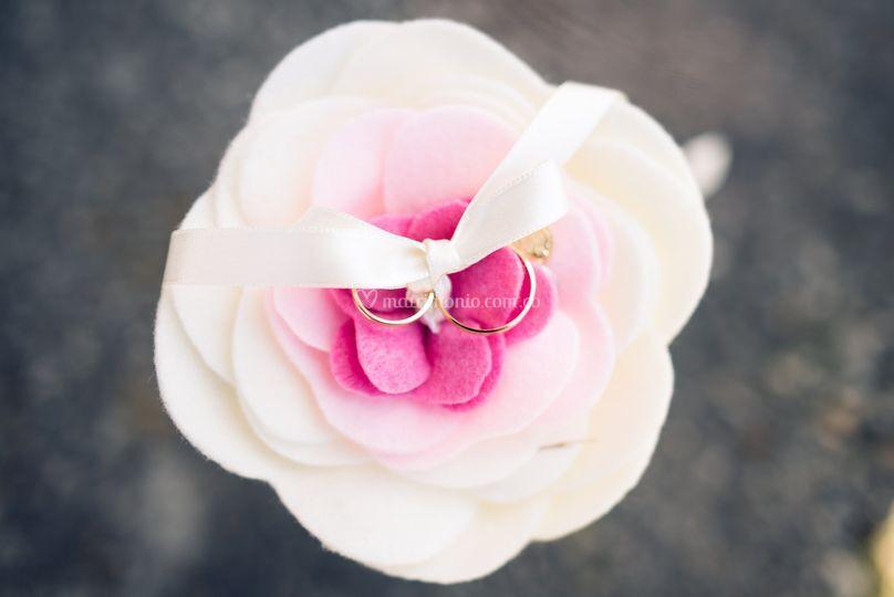 Flor para las arras