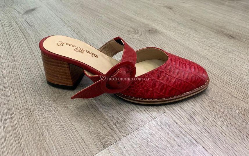 Sandy rojo