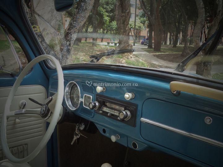 Automóvil clásico
