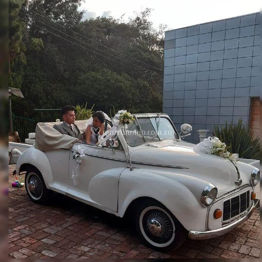 Morris convertible modelo 54