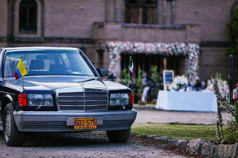 Mercedes Benz modelo 86