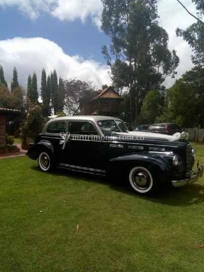 Cadillac Lasalle mod 40
