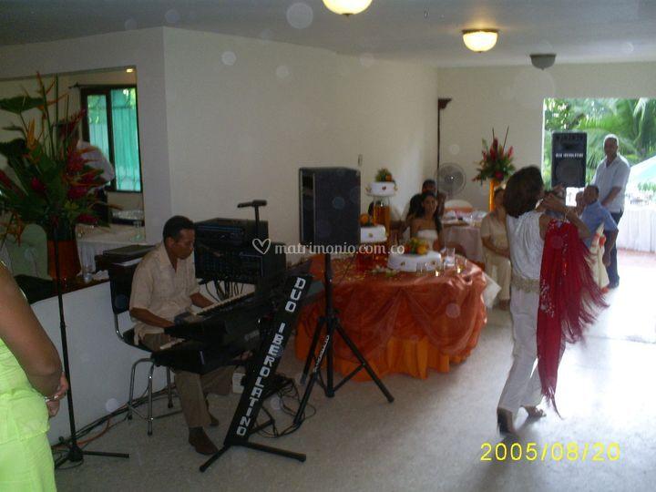 Fiesta matrimonio
