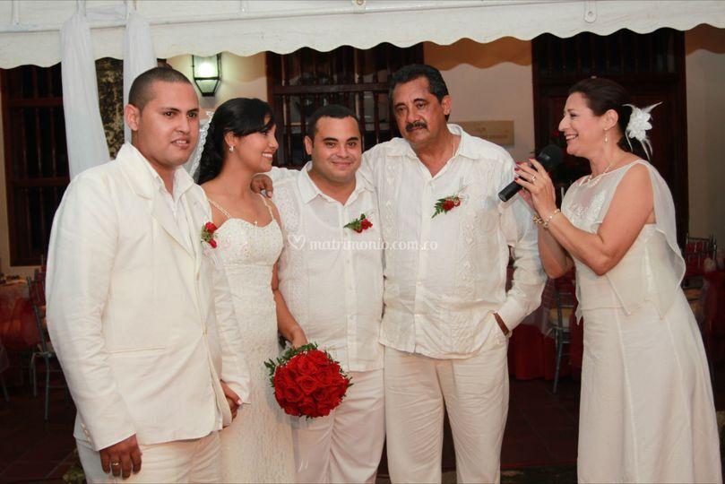 Matrimonios varios