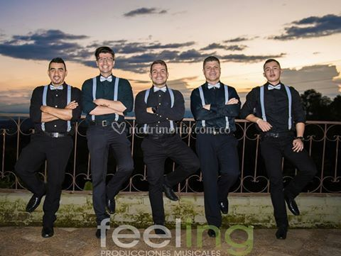 Feling Formato Quinteto